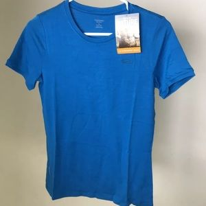 ICEBREAKER Merino Wool Women's T-shirt S/M - NEW